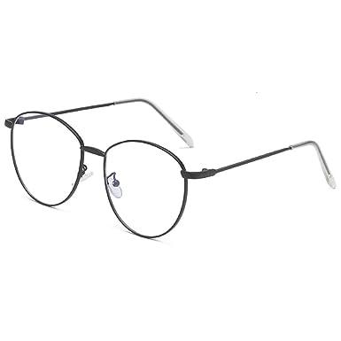 Hoplsen Estilo Retro Gafas De Sol De Moda Para Hombres Y ...