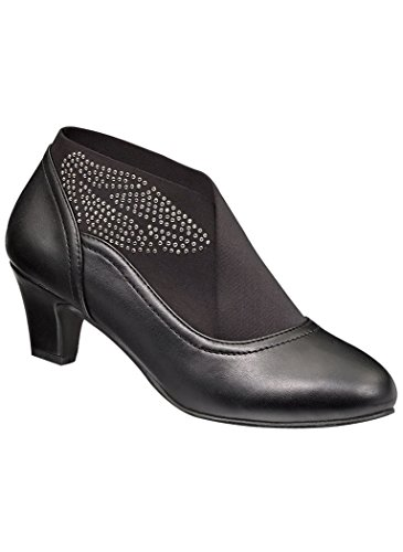Womens Adult Sofwear by Beacon Glitzy synthetic Black RDhfveELD