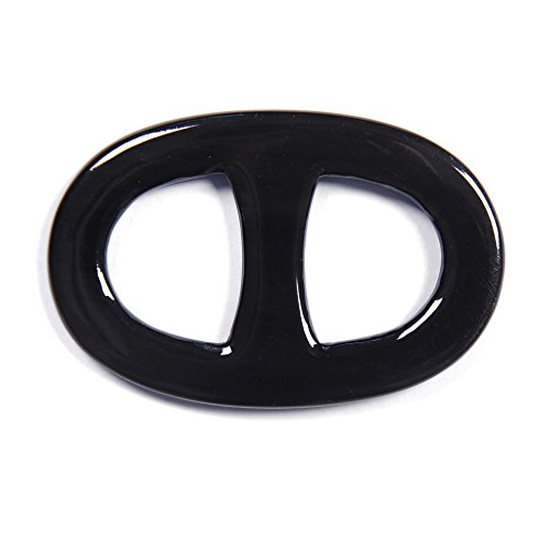 Polished Oval Clip - 1