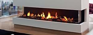 Chimeneas British Fire chimenea a gas Panorama 150gpano150X TX