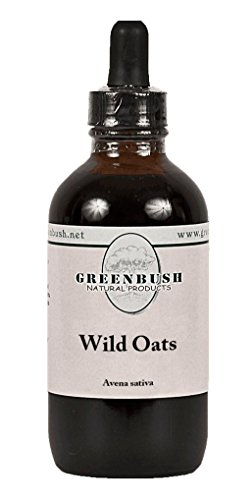 Wild Oats Alcohol-Free Concentrated Liquid Extract. Value Size 4oz Bottle (120ml) 240 Doses of 500mg. 1:1 Strength: 1ml = 1000mg. for Libido, Energy and Vitality. Feel Your Wild Oats Today!