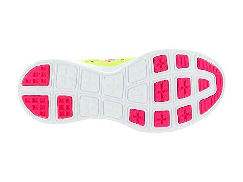 Chaussures Black Pow Trail 700 NIKE Pink de White 705462 Jaune Volt Femme awCvqTxE