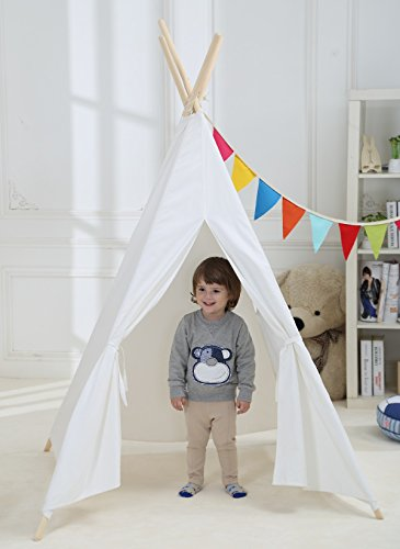 Dream House Indian Teepee Tent for Toddlers to Hideaway