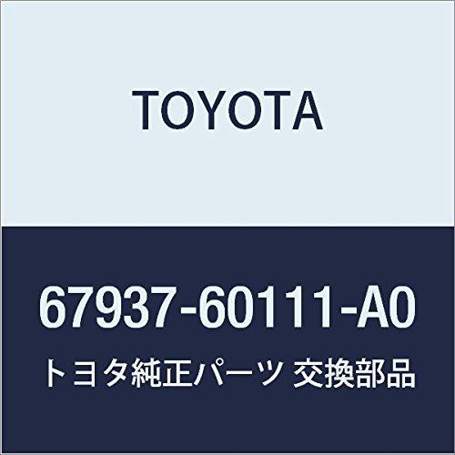 Toyota 67937-60111-A0 Back Door Side Garnish