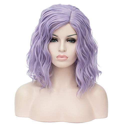 Pop Angel Wig In Platinum Blonde - BERON 14