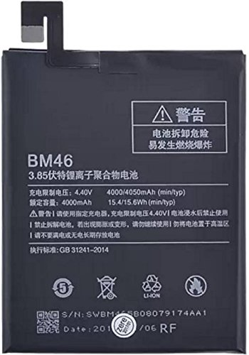 eb8e761c01e Direct Replacement Battery for Xiaomi Battery for  Amazon.in  Electronics