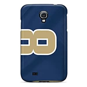 Galaxy S4 RUS25519ZtzT Support Personal Customs Trendy St. Louis Rams Image Anti-Scratch Hard Phone Cases -TanyaCulver