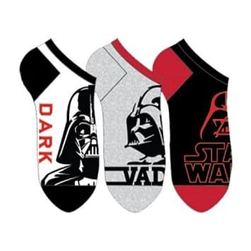 disney Pack 3 Calcetines Dark Star Wars