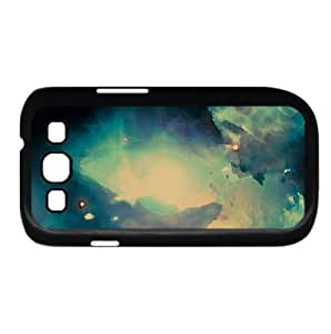 Nebula Clouds Watercolor style Cover Samsung Galaxy S3 I9300 Case
