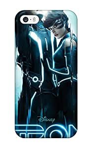 Elliot D. Stewart's Shop New Style 5244717K21085950 New Style Case Cover Tron Legacy 2010 Movie Compatible With Iphone 5/5s Protection Case