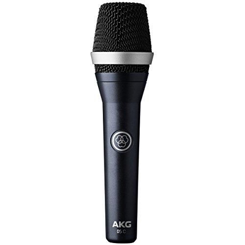 AKG D5C | Professional Cardioid Dynamic Vocal Microphone