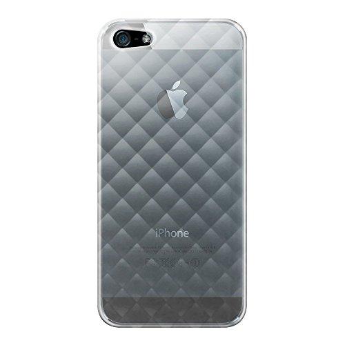 Katinkas KATIP51156 Soft Cover für Apple iPhone 5 Watercube klar