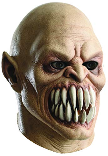 Rubie's Men's Mortal Kombat Baraka Overhead Latex Mask, Multi, One Size -