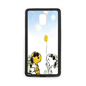 Hot Snoopy Protect Custom Cover Case for Samsung Galaxy Note 4 N9100 FGY-38014