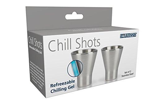 Barbuzzo Chill Shots (Set of 2)