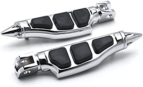 for Suzuki M109R 2006-2018 Left /& Right Front Only 2x Dually Style Foot Pegs