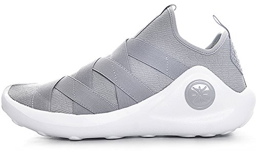 LI-NING Men's Samurai III Wade Culture Basketball Shoes Sports Sneakers Grey Women for sale sale online XWibAPeBJ