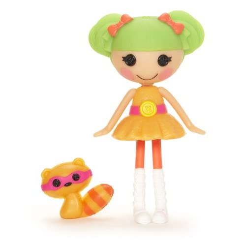 Mini Lalaloopsy – Dyna Might – Mini Poupée 7,5 cm (Import Royaume Uni)