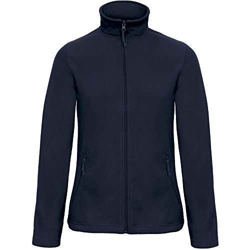 501 amp;C Full Collection Jacket Microfleece Ladies Id Navy B Zip WgIPqag