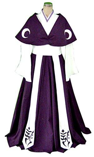 Mtxc Women's Tsubasa: Reservoir Chronicle Cosplay Costume Tomoyohime Size XX-Large Purple