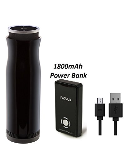 Lg Universal Speaker - LG Sound 360 Portable Wireless Bluetooth Speaker - With iWalk Power Bank (Renewed)