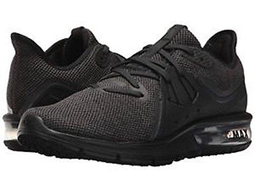 Nike Air Max Sequent 3 Chaussure De Course Noire / Anthracite