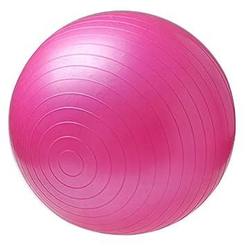 ClookYuan Deportes no tóxicos Bolas de Yoga Bola Pilates Fitness ...