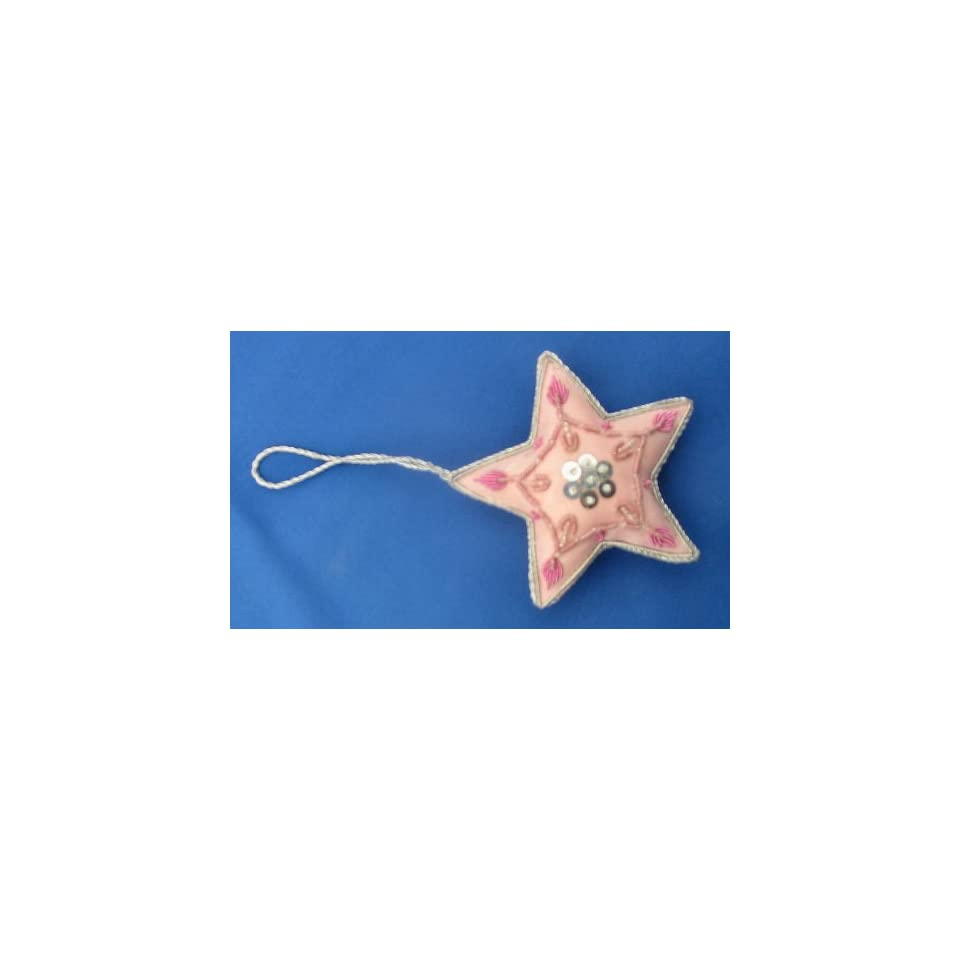 Handmade Gorgeous Christmas Tree Decoration, Ornament   Light Star