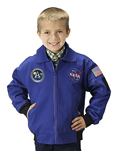 Aeromax Jr. Apollo 11 Flight Jacket, Large