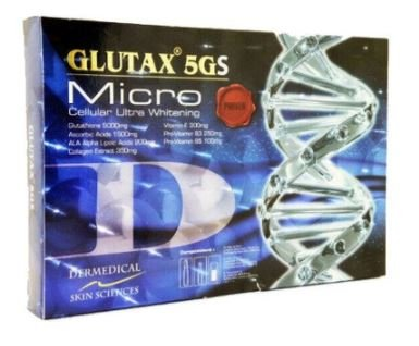 Buy glutax 5gs micro cellular ultra whitening injection online at glutax 5gs micro cellular ultra whitening injection fandeluxe Gallery