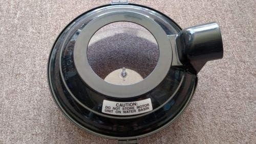 Amblue - Depósito de Agua para aspiradora Rainbow D3C D4C: Amazon ...