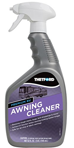 Premium RV Awning Cleaner for RV or Home Awnings 32 oz - Thetford  32518