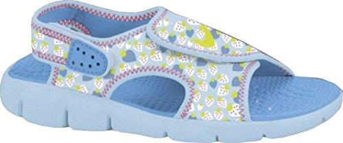 Nike Sunray Adjust 4 Hellblau Unisex. EU 37,5 US 5Y UK 4,5 23,5 cm