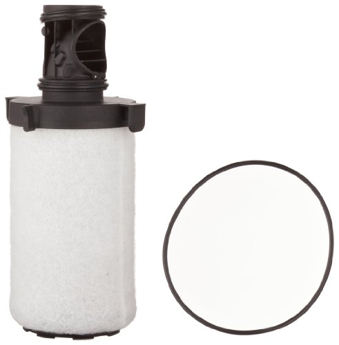 Parker 025AA Oil-X Evolution Compressed Air Filter Element, Removes Oil, Water and Particulate, 0.01 Micron by Parker