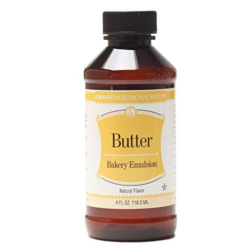 LorAnn Oils Emulsion, Butter, 4 Ounce
