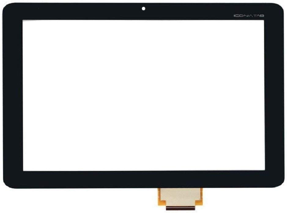 "HUAHAI 10.1"" Touch Screen Glass Digitizer Panel for Acer Iconia Tab A200 (Not a Display)"