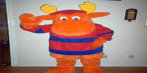 Tyrone Mascot Costume (Mascot Costume Rentals)