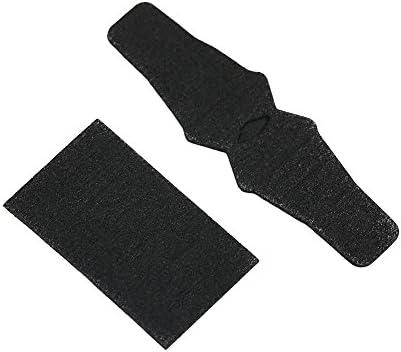 フェルト 落ちる フェルトキット アローレスト 矢印残り 落とし ステッカー 部分交換 置換用具 複合弓 QAD HDX 黒