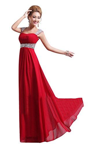Pink Rosa 34 Gr Damen Emily Kleid Beauty UgnYpPqq
