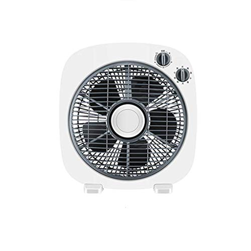 Gelaiken Desktop Fan Home Fan Desktop Fan Home Turn Fan Office Light Tone Fortune Student Fan Dormitory Mini Table Fan Table Desk Fan for Home and Travel by Gelaiken (Image #7)