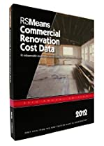 RSMeans Commercial Renovation Renovation Cost 2012 (Means Commercial Renovation Cost Data)