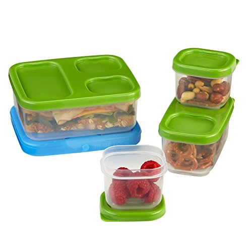 Rubbermaid Lunchblox Sandwich Kit Green 1806231 Buy