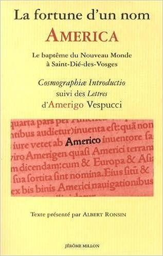 Lire un La Fortune d'un nom : America pdf, epub ebook
