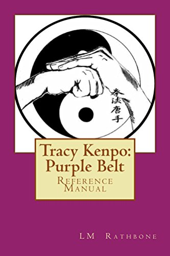 Tracy Kenpo: Purple Belt Requirements Reference Manual