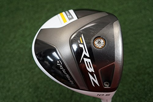 Taylormade Rocketballz Rbz Stage 2 Right-Handed Driver Graphite Regular 10.5° (Taylormade Rbz Stage 2 Driver)