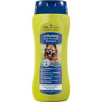 FURminator deShedding Shampoo for Dogs and Cats, 16 Ounces