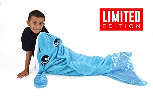 Dolphin Costumes For Kids (Snuggie Tails Dolphin Blanket For Kids)