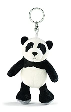 NICI 32473 - Llavero con Oso Panda de Peluche, 10 cm: Amazon ...