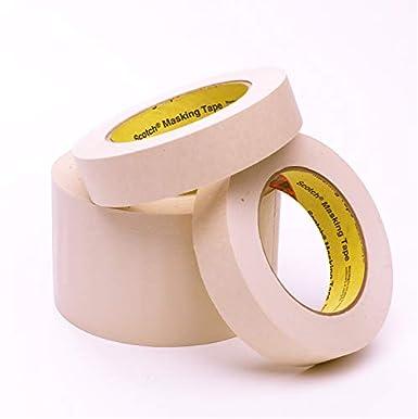 3M 96380 General Purpose Masking Tape 234 1//2 x 60 yd 1//2 x 60 yd