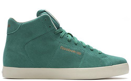 b3cd1e69d9 New Mens Reebok Classic NPC Trainers, High Top Reebok Trainers Suede ...